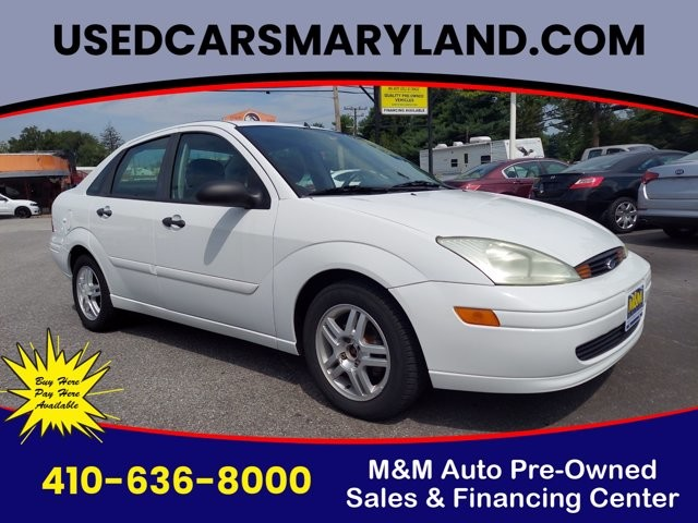 2002 Ford Focus in Baltimore, MD 21225