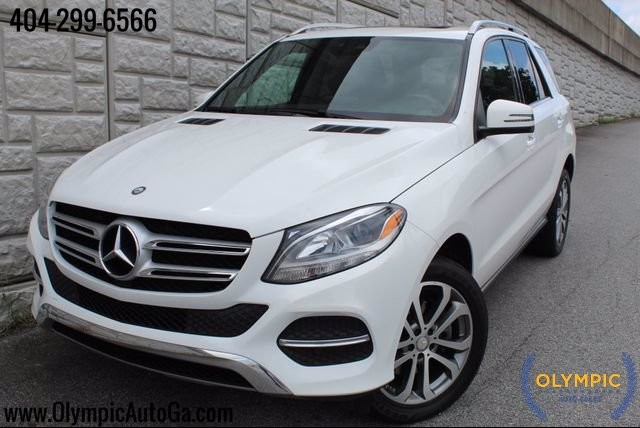 2016 Mercedes-Benz GLE 350 in Decatur, GA 30032