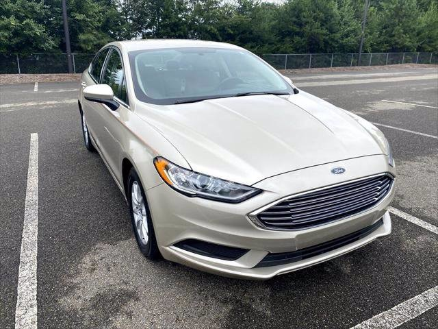 2017 Ford Fusion in Cumming, GA 30040