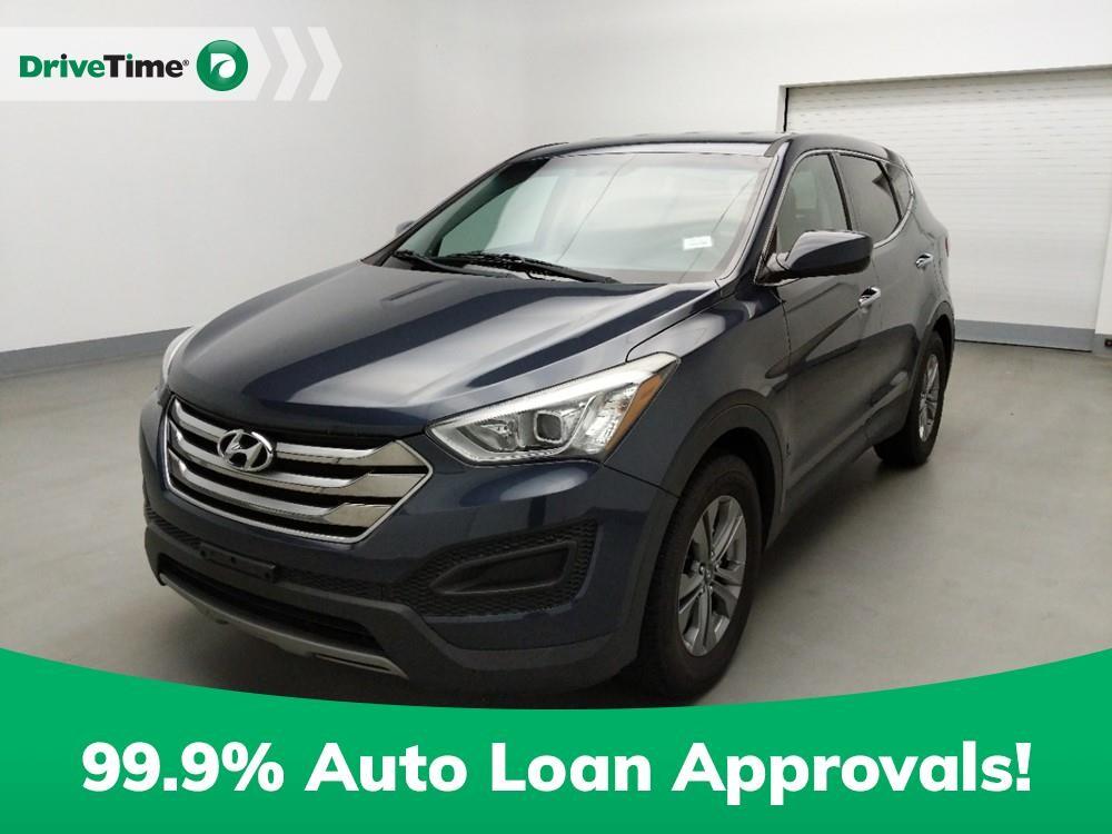 2016 Hyundai Santa Fe in Duluth, GA 30096-4646