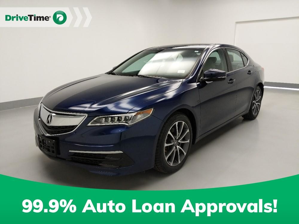 2016 Acura TLX in Louisville, KY 40258-1407