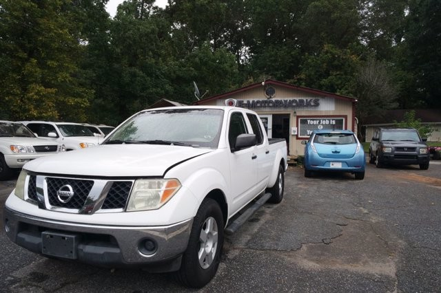 2007 Nissan Frontier in Roswell, GA 30075