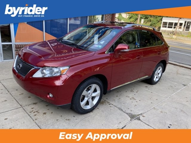 2010 Lexus RX 350 in Pittsburgh, PA 15237