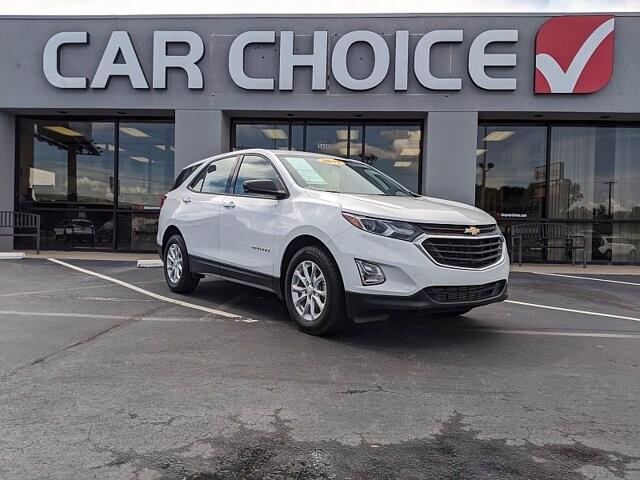 2018 Chevrolet Equinox in North Little Rock, AR 72116