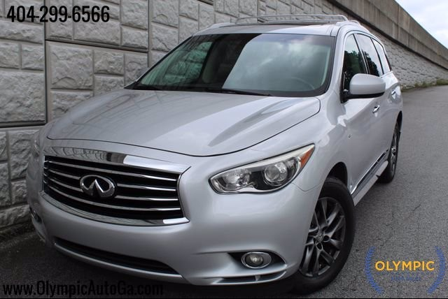 2015 INFINITI QX60 in Decatur, GA 30032