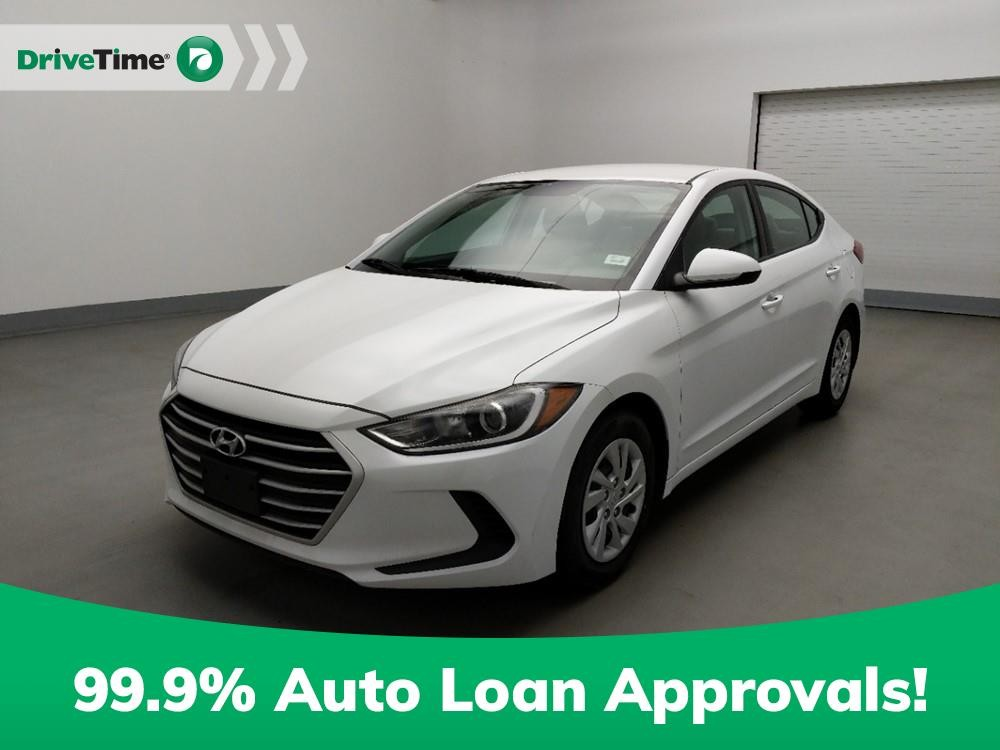 2017 Hyundai Elantra in Stone Mountain, GA 30083-3215