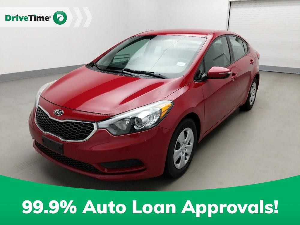 2016 Kia Forte in Stone Mountain, GA 30083-3215