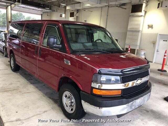 2007 Chevrolet Express 3500 in Blauvelt, NY 10913-1169