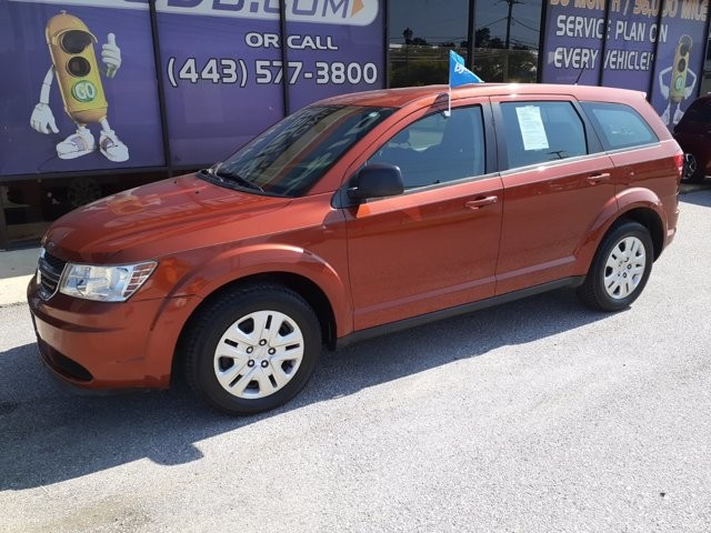 2014 Dodge Journey in RANDALLSTOWN, MD 21133