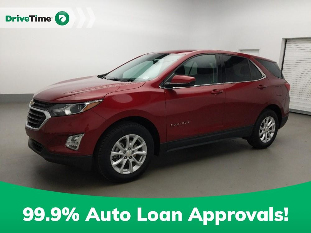 2018 Chevrolet Equinox in Glen Burnie, MD 21061-3716