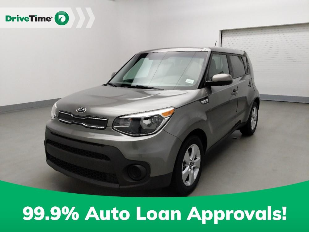 2018 Kia Soul in Stone Mountain, GA 30083-3215