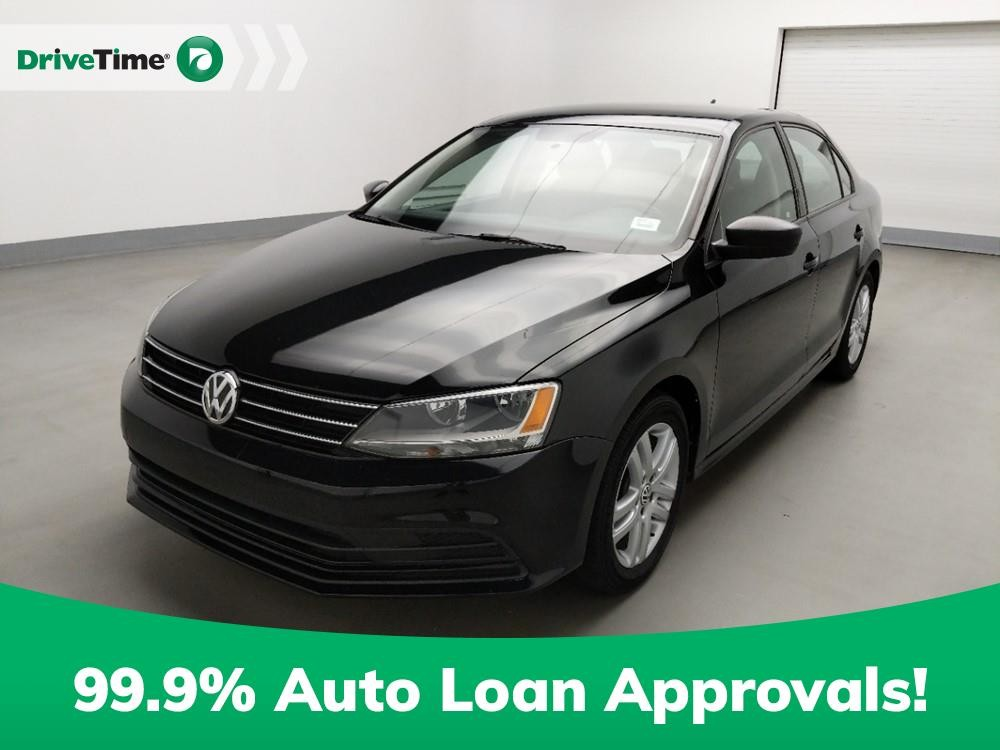 2015 Volkswagen Jetta in Stone Mountain, GA 30083-3215