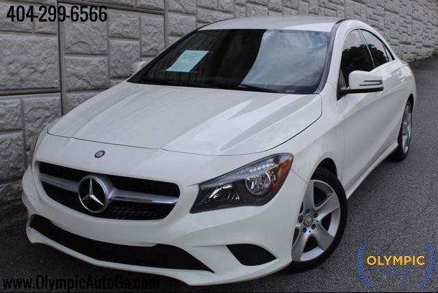 2015 Mercedes-Benz CLA 250 in Decatur, GA 30032