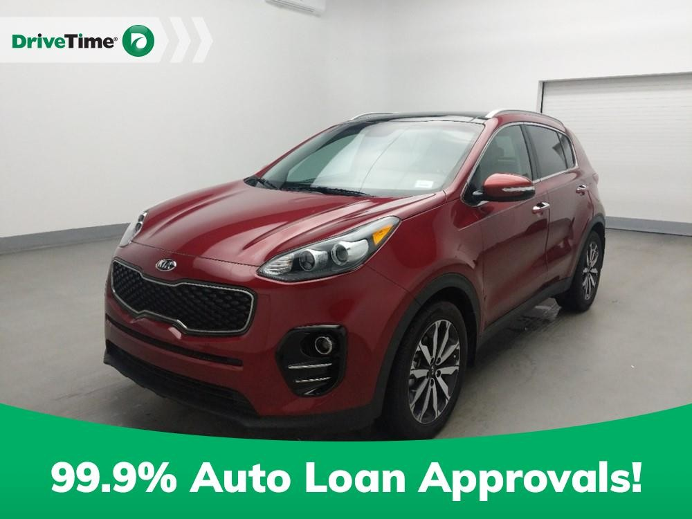 2017 Kia Sportage in Stone Mountain, GA 30083-3215