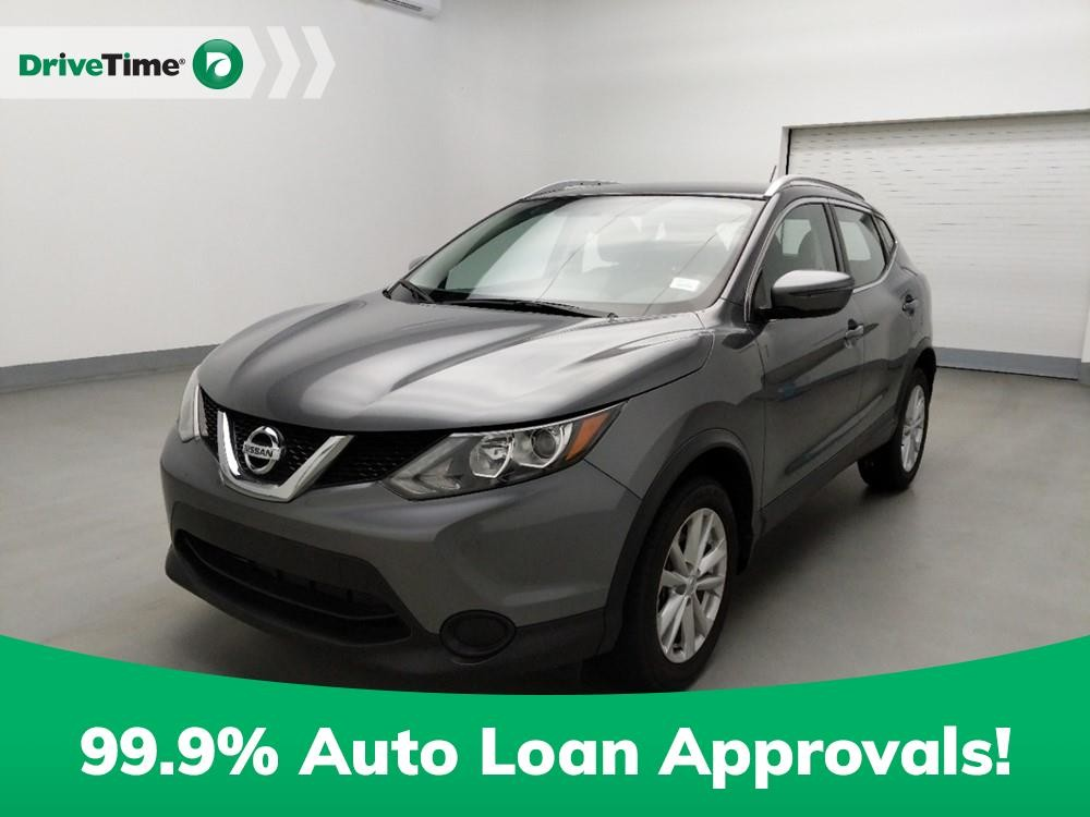 2017 Nissan Rogue Sport in Stone Mountain, GA 30083-3215