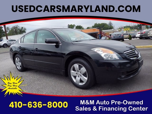 2008 Nissan Altima in Baltimore, MD 21225
