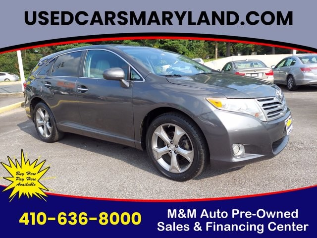 2010 Toyota Venza in Baltimore, MD 21225
