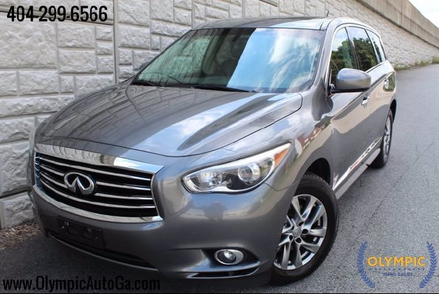 2015 INFINITI QX60 in Decatur, GA 30032 - 1683942