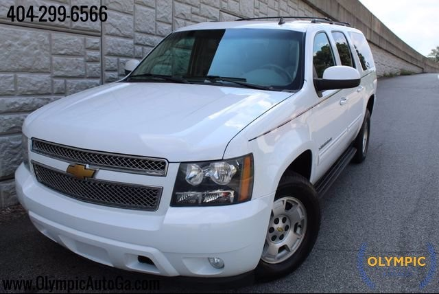 2014 Chevrolet Suburban in Decatur, GA 30032