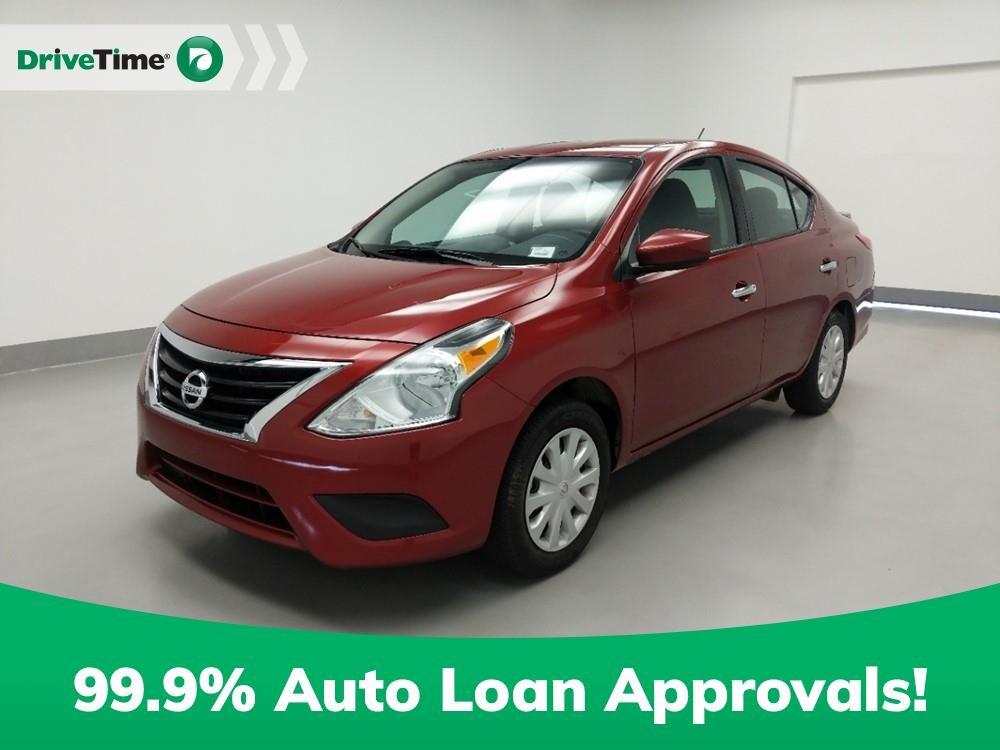2019 Nissan Versa in Louisville, KY 40258-1407