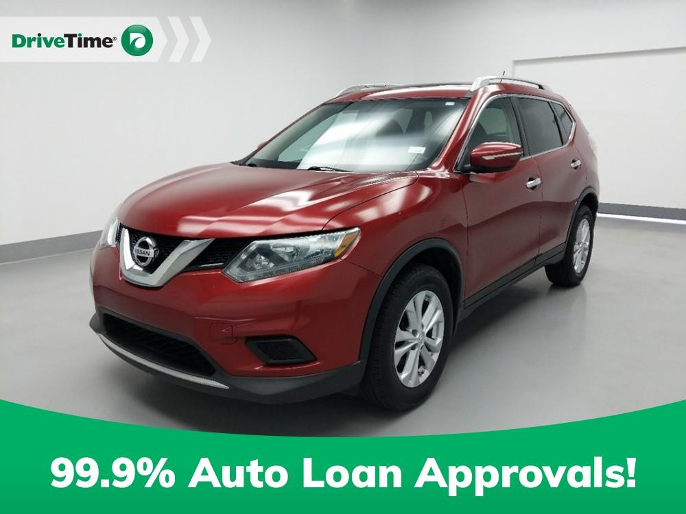 2015 Nissan Rogue in Louisville, KY 40258-1407