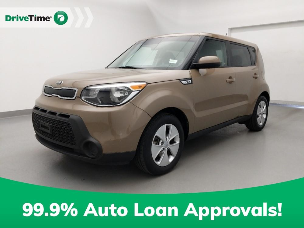 2016 Kia Soul in Live Oak, TX 78233
