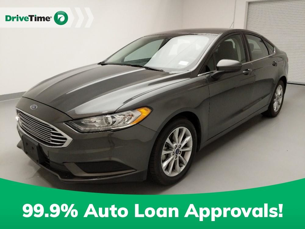 2017 Ford Fusion in Downey, CA 90241