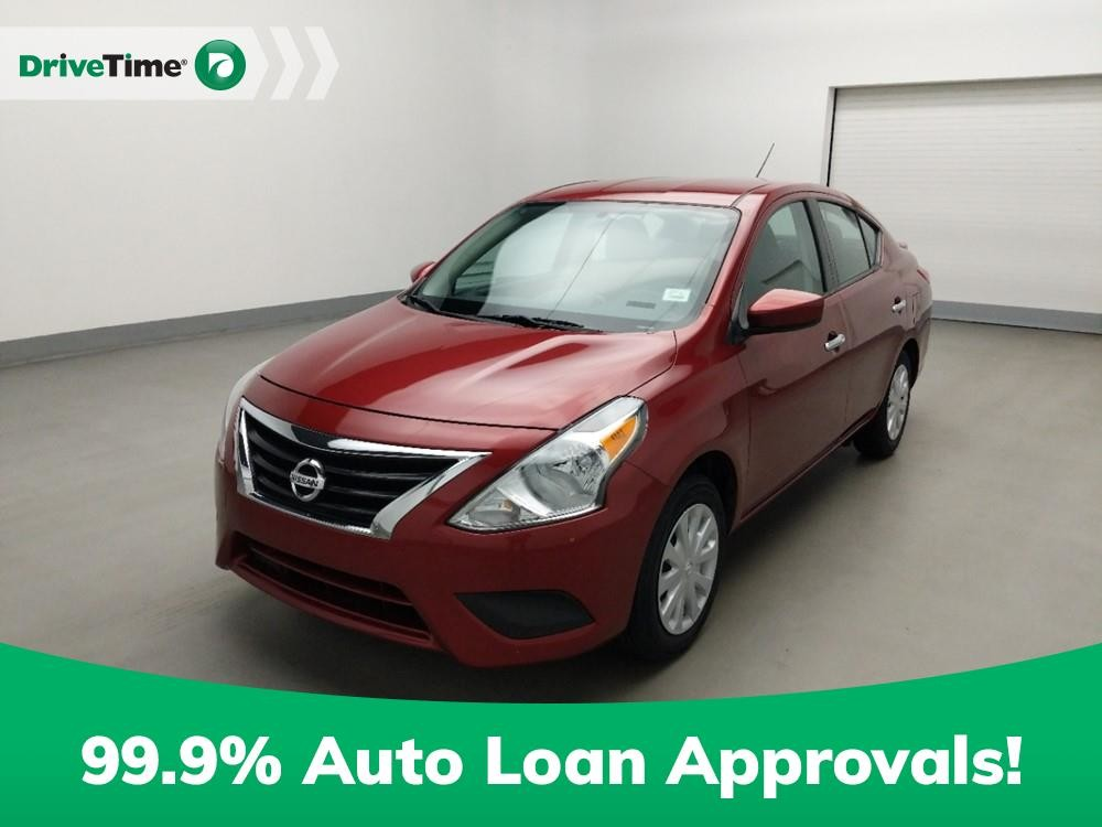 2018 Nissan Versa in Stone Mountain, GA 30083-3215