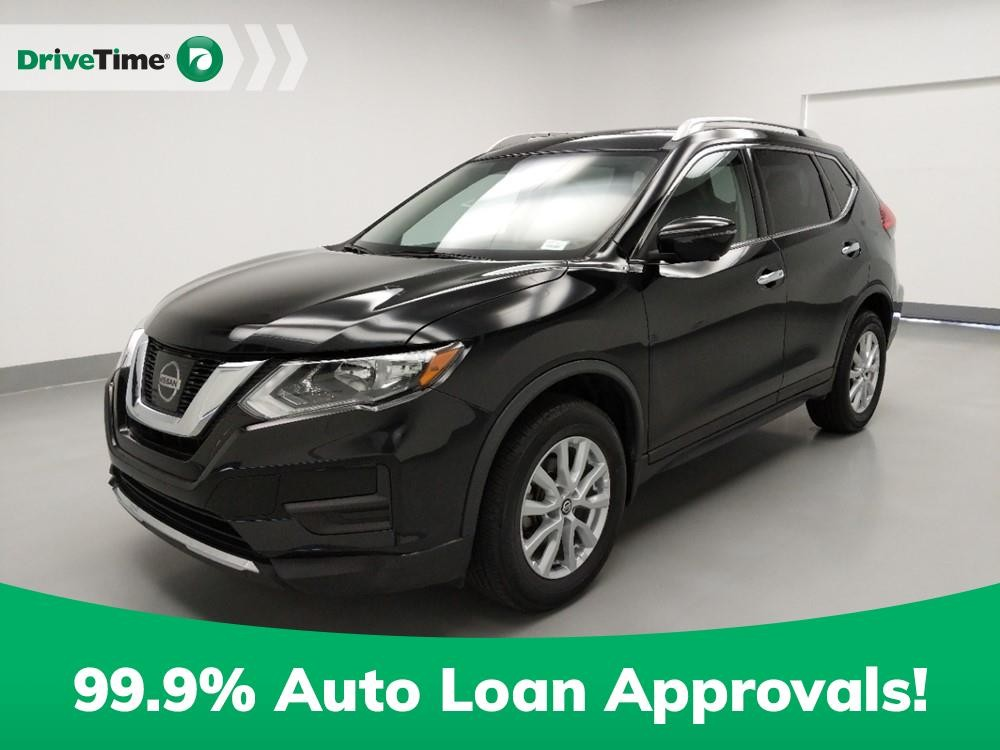 2017 Nissan Rogue in Louisville, KY 40258-1407