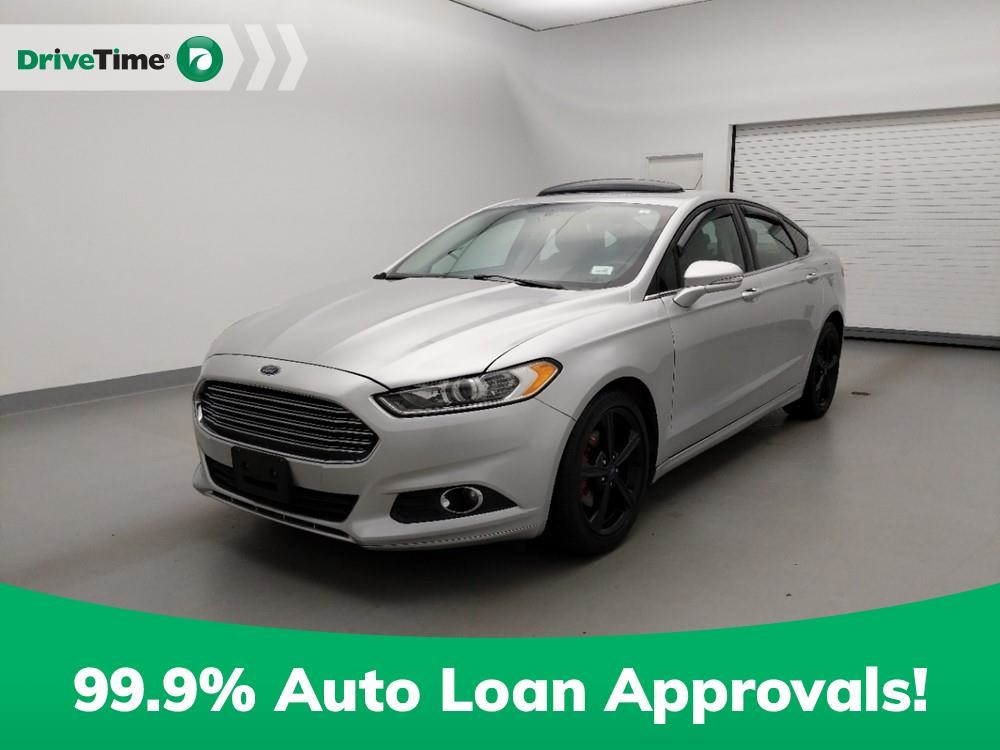 2016 Ford Fusion in Charlotte, NC 28273