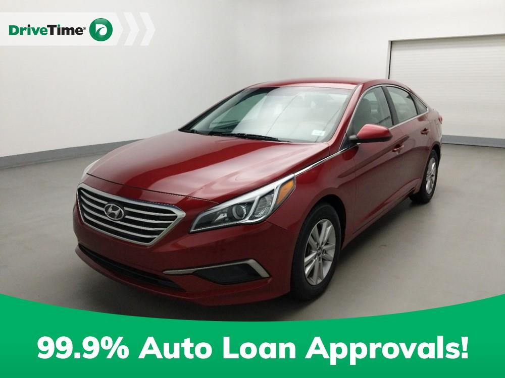 2016 Hyundai Sonata in Stone Mountain, GA 30083-3215