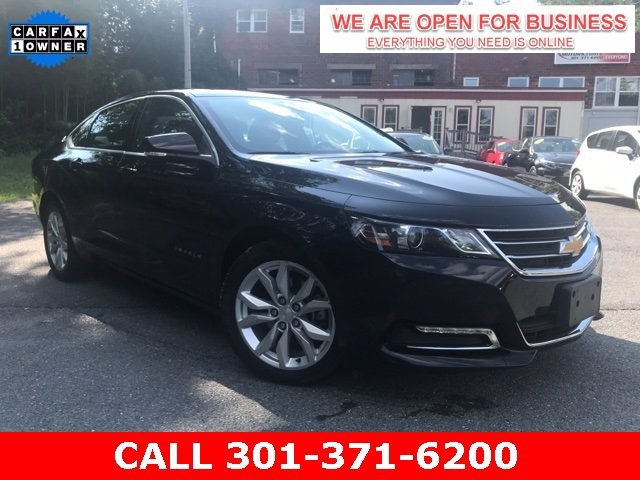 2019 Chevrolet Impala in Braddock Heights, MD 21714