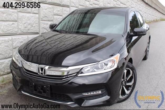 2016 Honda Accord in Decatur, GA 30032 - 1686363