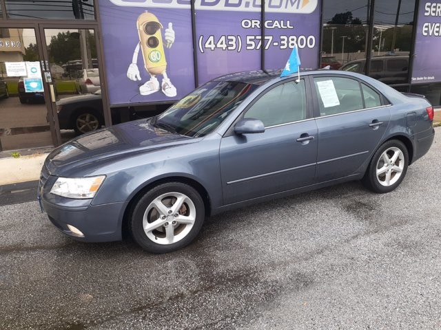 2009 Hyundai Sonata in RANDALLSTOWN, MD 21133