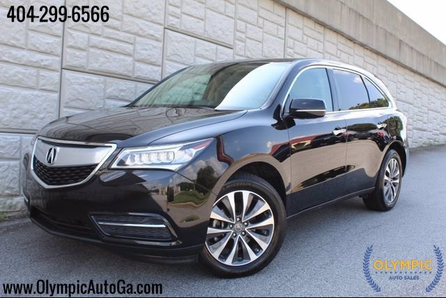 2016 Acura MDX in Decatur, GA 30032