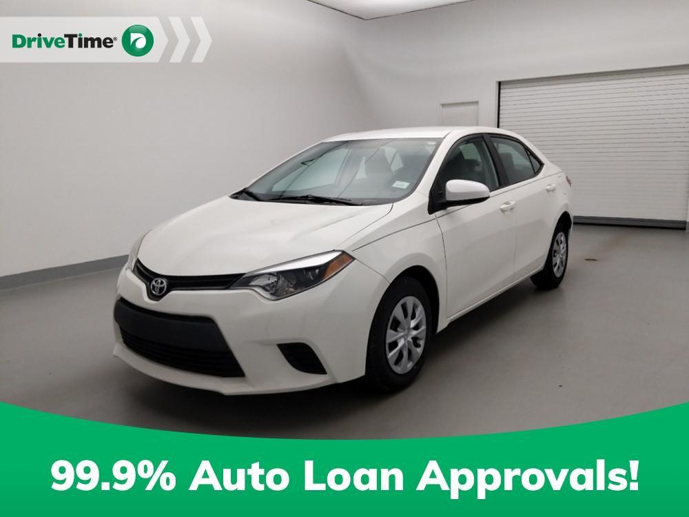 2014 Toyota Corolla in Greensboro, NC 27407-1521