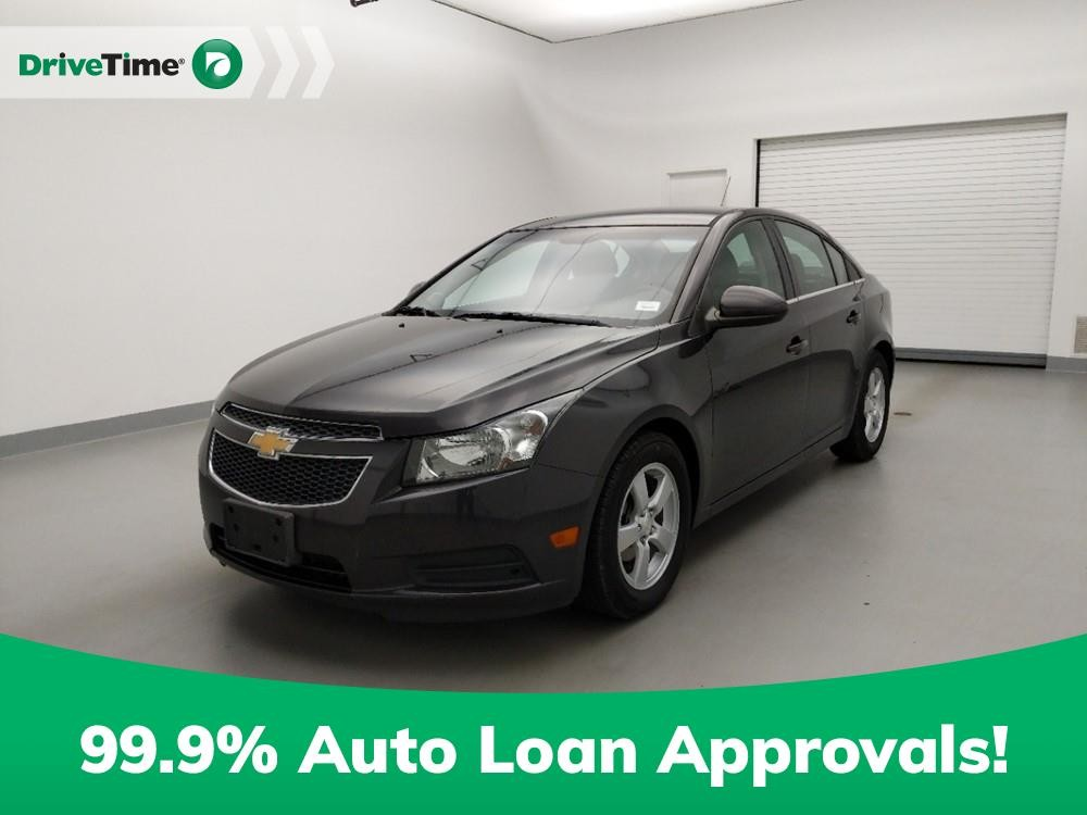 2014 Chevrolet Cruze in Greensboro, NC 27407-1521