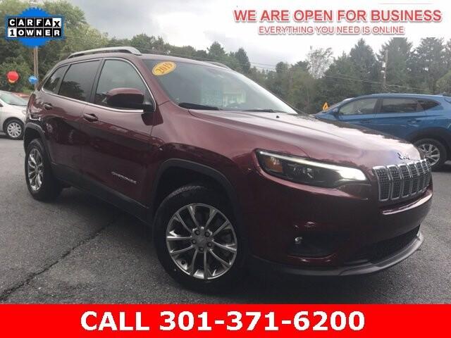 2019 Jeep Cherokee in Braddock Heights, MD 21714