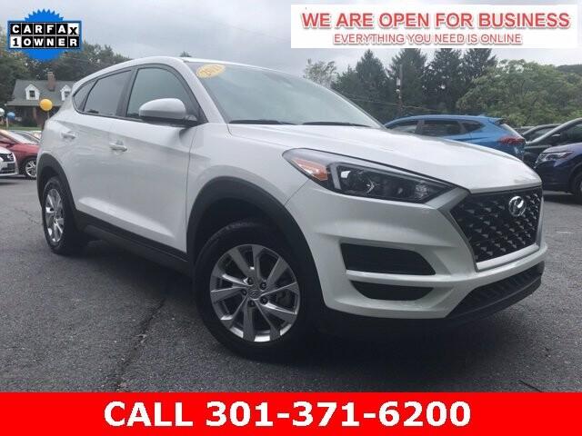 2019 Hyundai Tucson in Braddock Heights, MD 21714