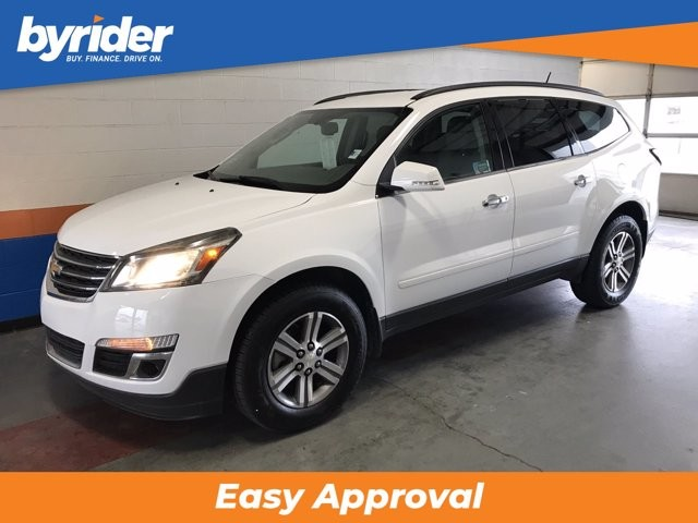 2016 Chevrolet Traverse in Louisville, KY 40258