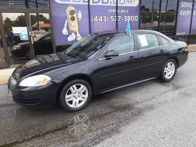 2012 Chevrolet Impala in RANDALLSTOWN, MD 21133