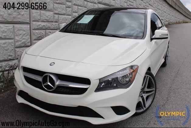2016 Mercedes-Benz CLA 250 in Decatur, GA 30032 - 1688006