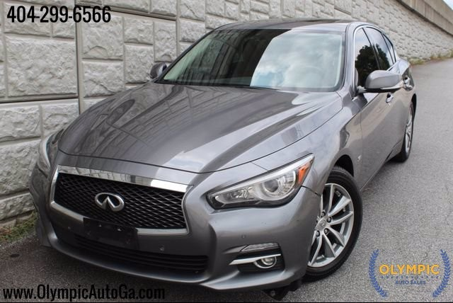 2017 INFINITI Q50 in Decatur, GA 30032