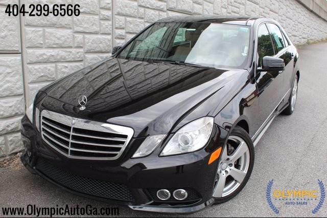2010 Mercedes-Benz E 350 in Decatur, GA 30032