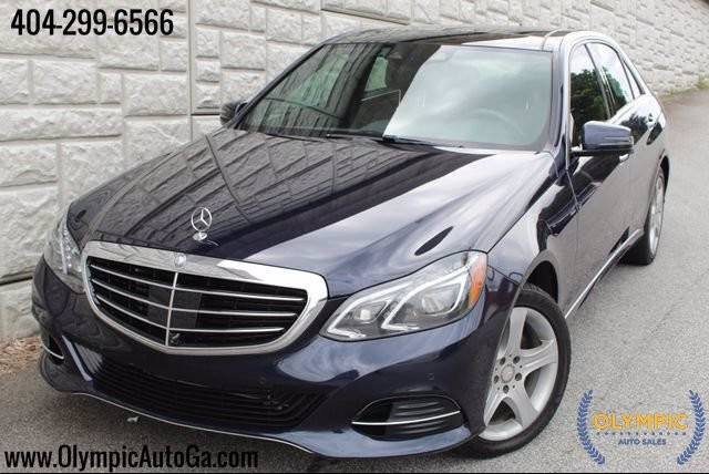 2014 Mercedes-Benz E 350 in Decatur, GA 30032