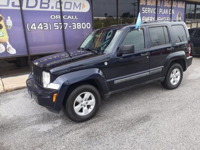 2011 Jeep Liberty in RANDALLSTOWN, MD 21133