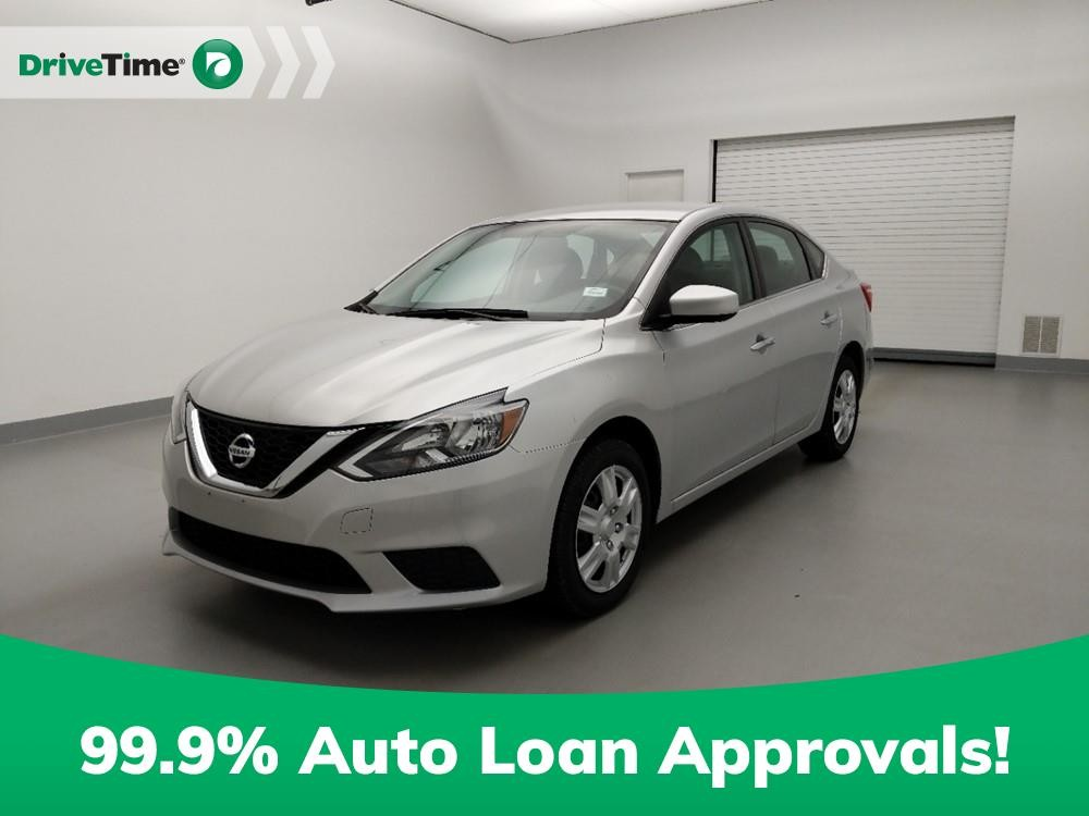 2017 Nissan Sentra in Greensboro, NC 27407-1521