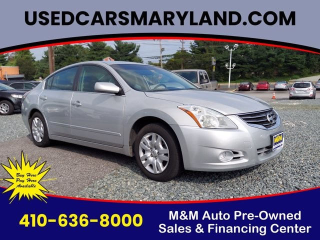 2011 Nissan Altima in Baltimore, MD 21225