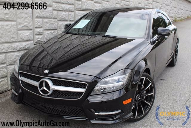2014 Mercedes-Benz CLS 550 in Decatur, GA 30032