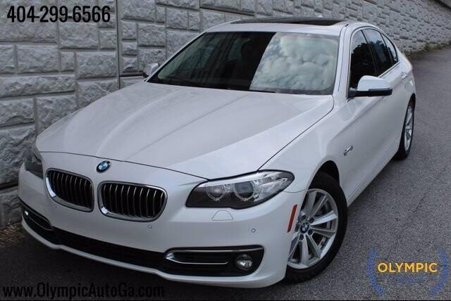 2014 BMW 528i in Decatur, GA 30032